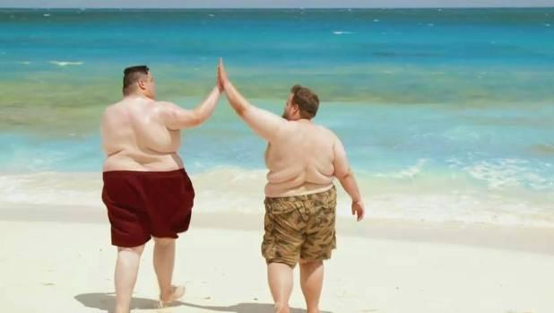 Bahamas có khu nghỉ mát dành riêng cho người thừa cân - Ảnh 1.