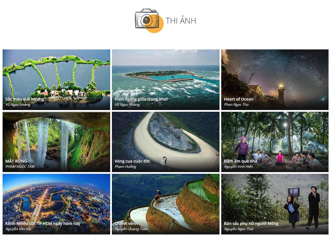 Gửi ảnh, clip, bài thi Tận hưởng bản sắc Việt lần 2 để rinh giải thưởng lớn - Ảnh 7.