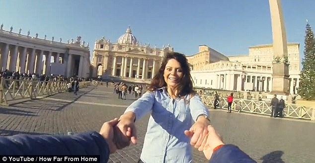 Tình nhân bỏ việc, đi 41 quốc gia, 6 châu lục, quay phim cho thế giới xem - Ảnh 3.