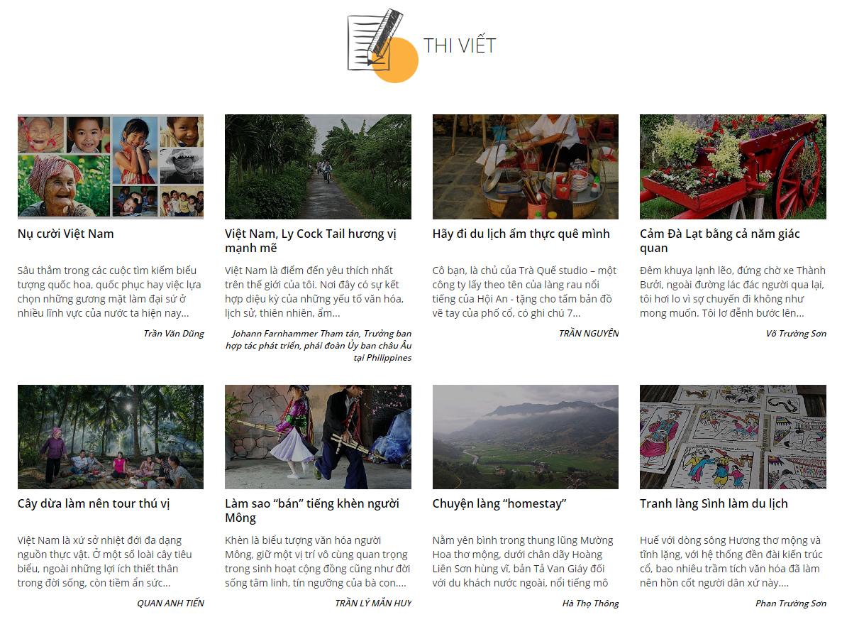 Gửi ảnh, clip, bài thi Tận hưởng bản sắc Việt lần 2 để rinh giải thưởng lớn - Ảnh 11.