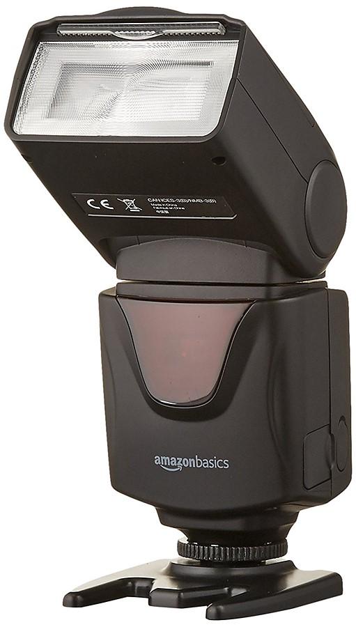 Amazon tung ra đèn flash AmazonBasics giá chỉ 28 USD - Ảnh 1.
