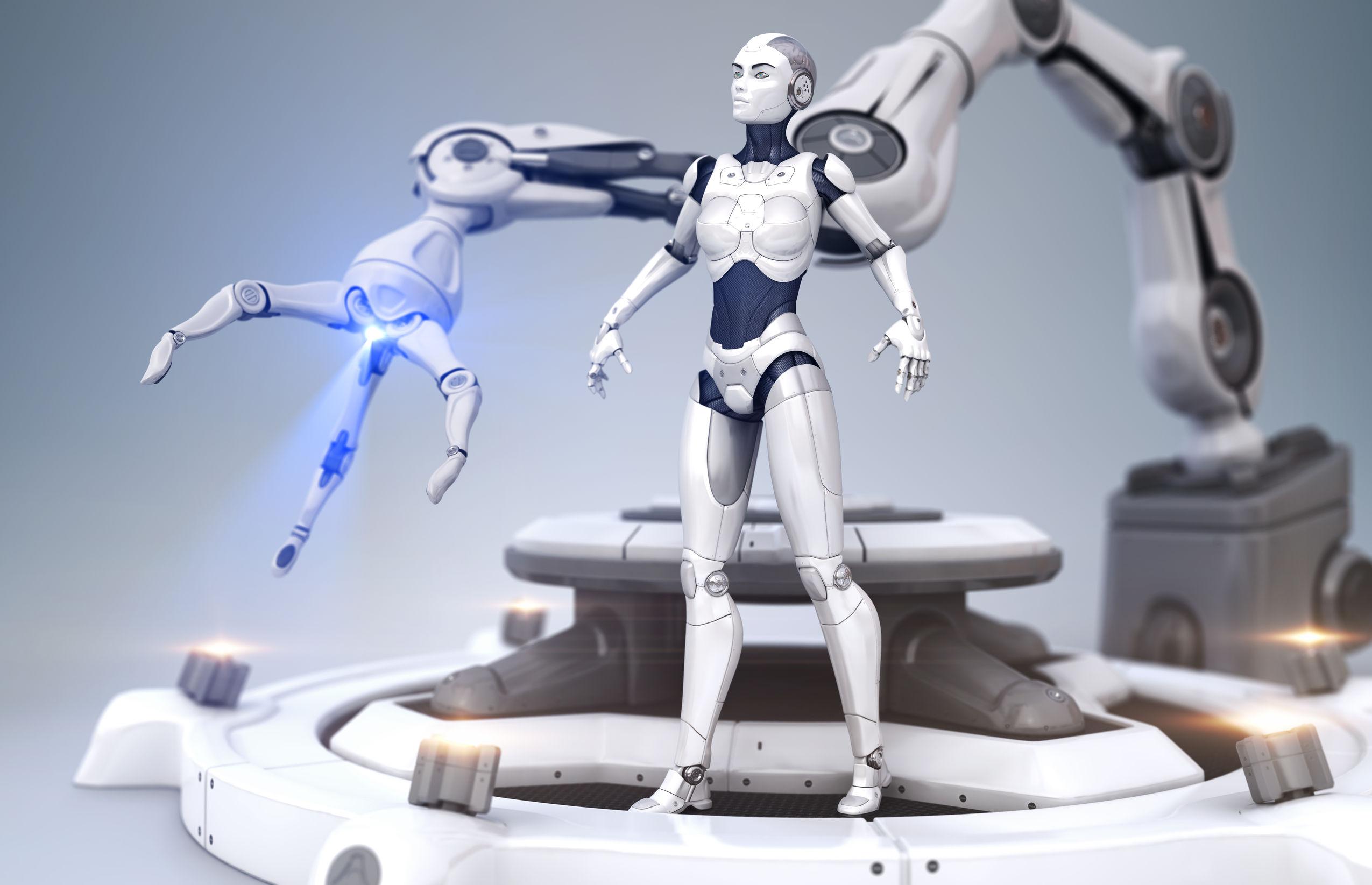 4 cách trí tuệ nhân tạo thay đổi ngành công nghiệp dịch vụ thực địa - Ảnh 4.