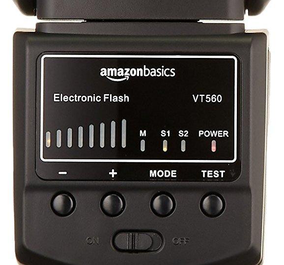 Amazon tung ra đèn flash AmazonBasics giá chỉ 28 USD - Ảnh 2.