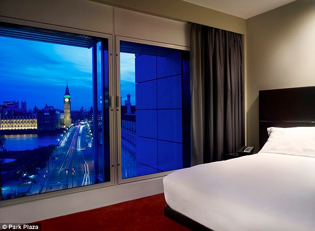 7 khách sạn giúp bạn ngắm Eiffel, Taj Mahal, Empire State... ngay từ phòng ngủ - Ảnh 7.