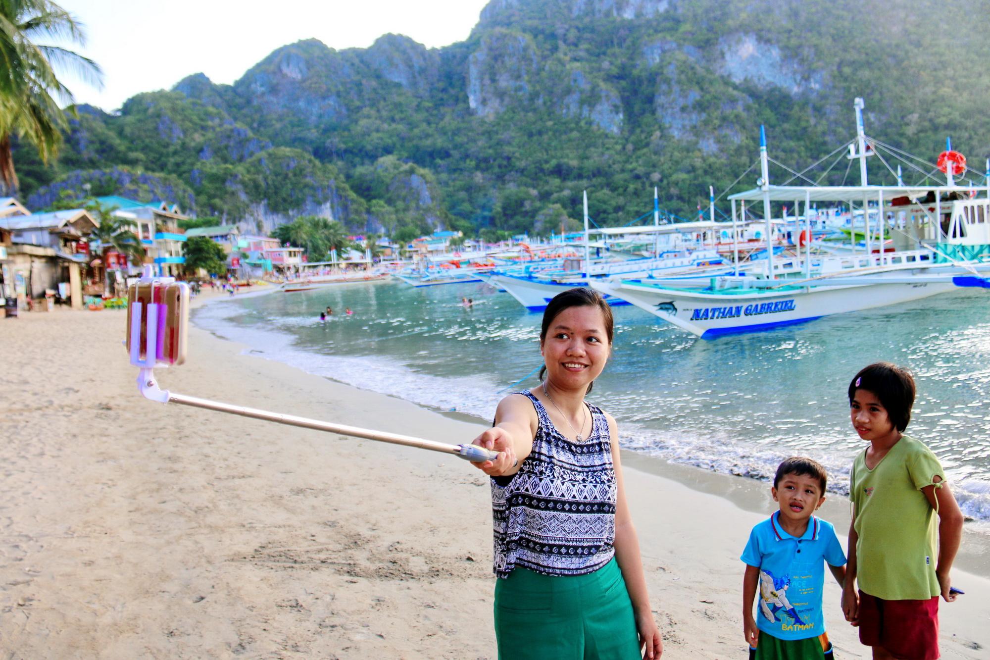 Sang Philippines vẫy vùng trên biển El Nido - Ảnh 9.