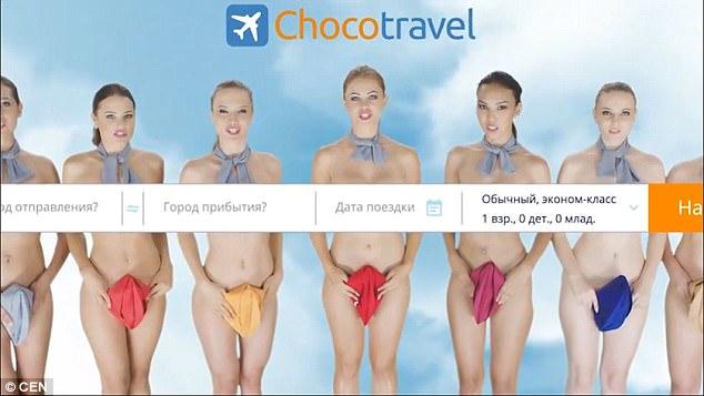 Chocotravel bị phản ứng vì clip quảng cáo người mẫu trần trụi - Ảnh 3.