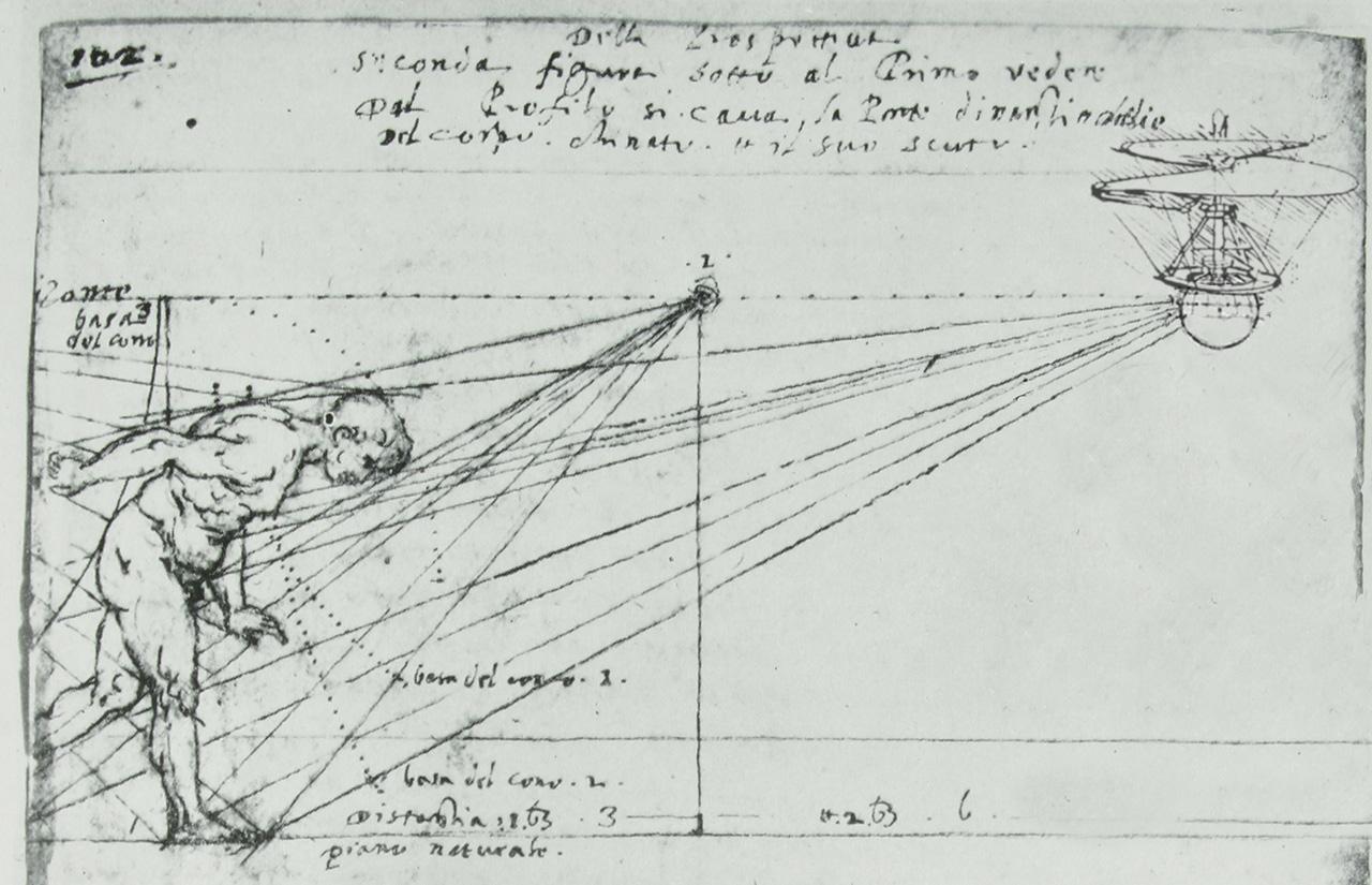 Thưởng lãm 570 trang sổ tay số hóa của danh họa Da Vinci - Ảnh 3.
