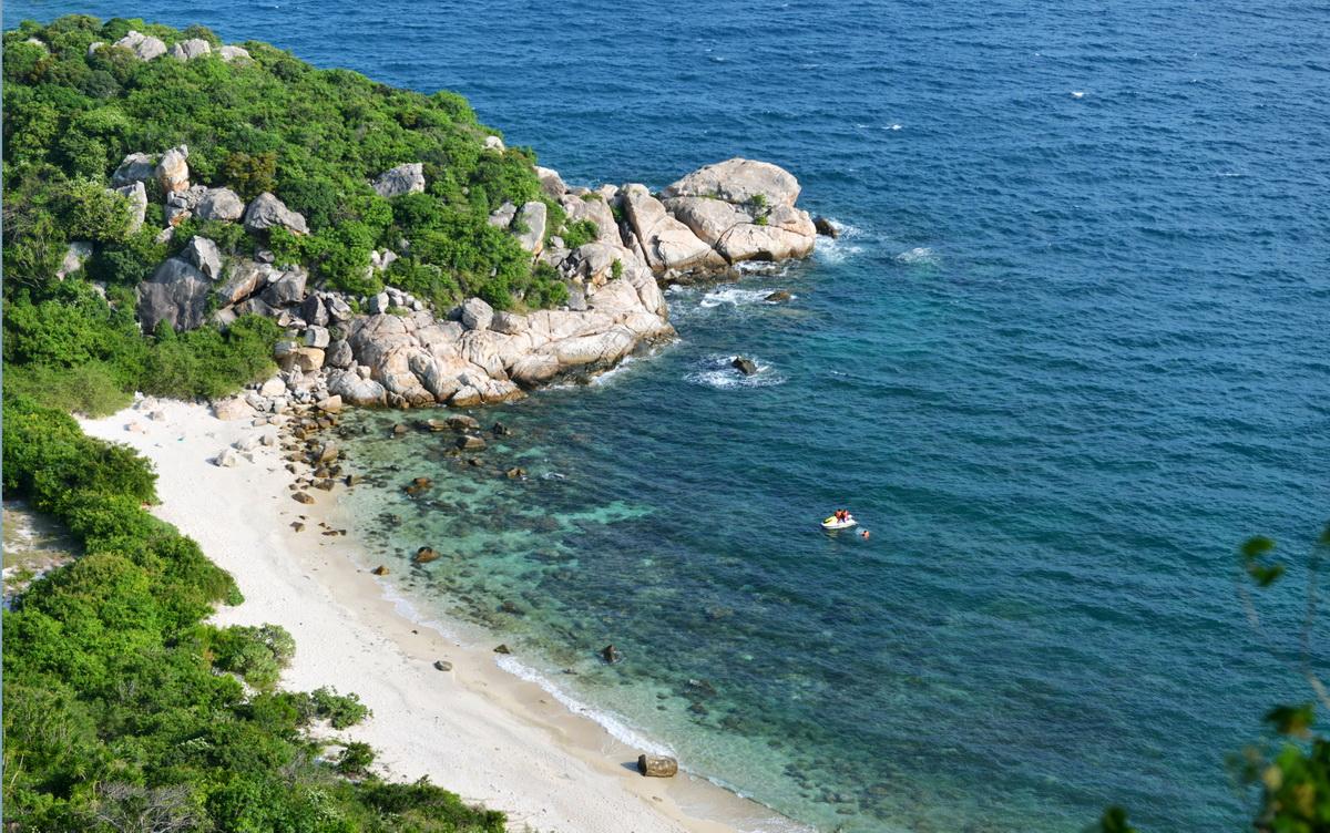 Đi chơi đảo Bình Ba từ Sài Gòn chỉ với 2 triệu đồng - Ảnh 4.
