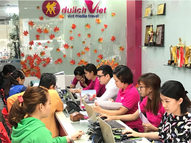 Săn tour mùa thu giảm giá đến 45% tại Du Lịch Việt - Ảnh 3.