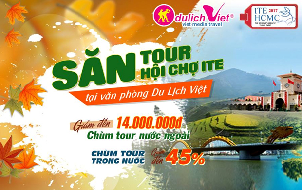 Săn tour mùa thu giảm giá đến 45% tại Du Lịch Việt - Ảnh 1.