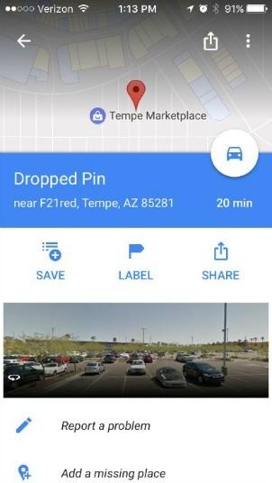 6 thủ thuật khai thác Google Maps - Ảnh 3.