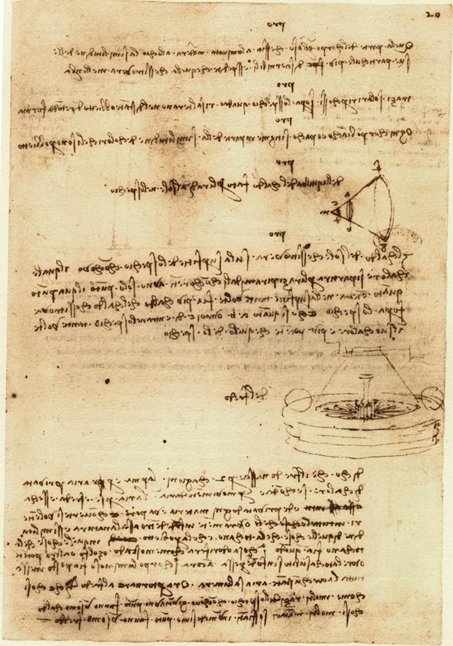 Thưởng lãm 570 trang sổ tay số hóa của danh họa Da Vinci - Ảnh 4.