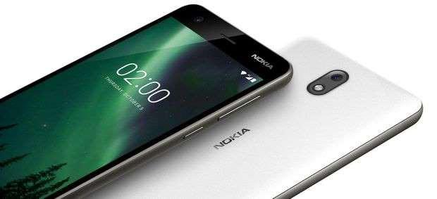 Nokia 2 ra mắt chỉ 115 USD, pin 'khỏe' 2 ngày - Ảnh 1.