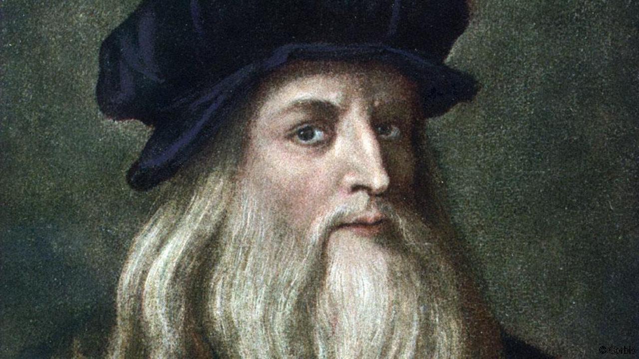 Thưởng lãm 570 trang sổ tay số hóa của danh họa Da Vinci - Ảnh 1.