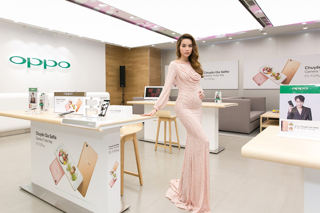 Những trải nghiệm cao cấp chỉ có  tại OPPO Brand Shop - Ảnh 1.