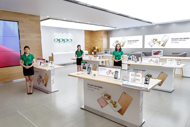 Những trải nghiệm cao cấp chỉ có  tại OPPO Brand Shop - Ảnh 2.