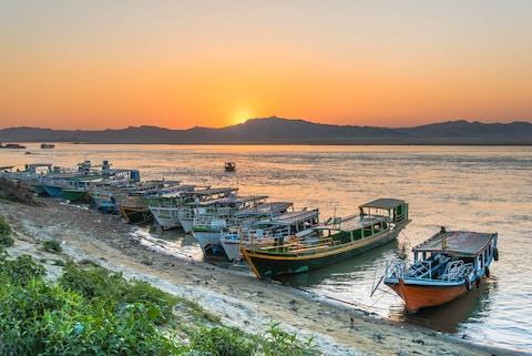 17 dòng sông nổi tiếng nhất thế giới: từ Mekong đến Seine - Ảnh 1.