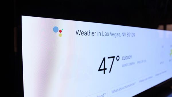 Google Assistant có mặt trên Android Tivi - Ảnh 1.