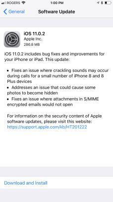 Trong nửa tháng, Apple tung ra 2 bản vá lỗi cho iOS 11 - Ảnh 3.