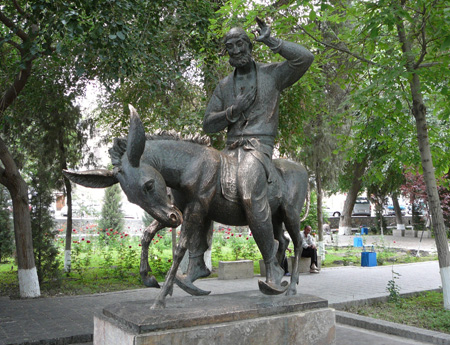 Nasreddin Hodja: chuyện về người đàn ông cưỡi lừa ở Thổ Nhĩ Kỳ - Ảnh 3.