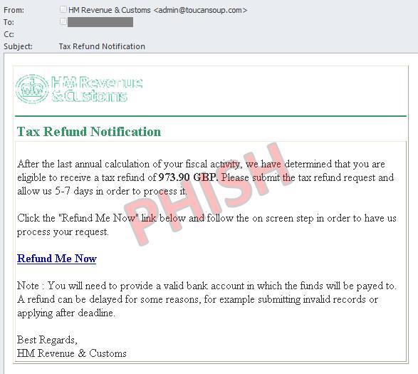 Cẩn thận với các email đính kèm bản khai thuế VAT - Ảnh 1.