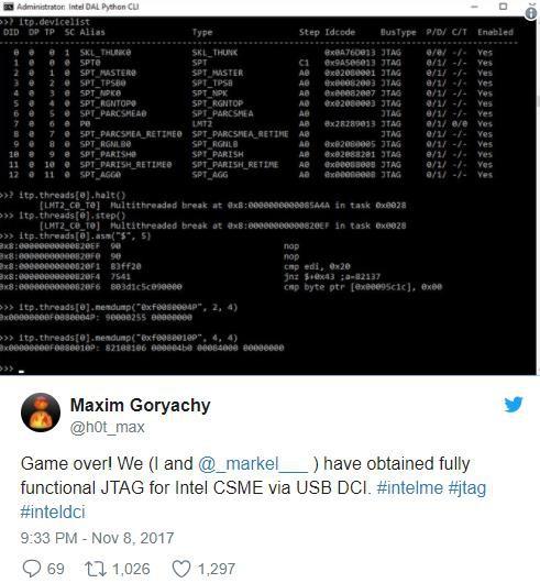 Máy tính sử dụng chip Intel thế hệ Skylake trở lên mắc lỗi bảo mật - Ảnh 1.