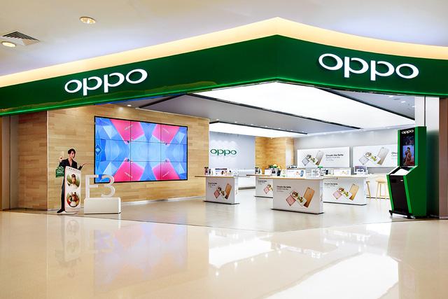 Những trải nghiệm cao cấp chỉ có  tại OPPO Brand Shop - Ảnh 3.