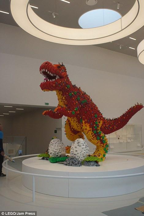 Ghé thăm ngôi nhà Lego với 25 triệu mảnh xếp hình - Ảnh 5.