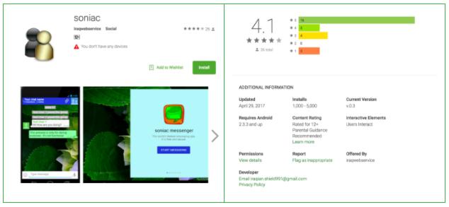 Phát hiện hơn 1.000 app cho smartphone Android dính mã độc - Ảnh 1.