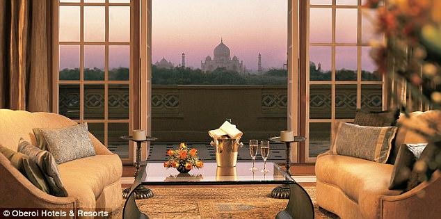 7 khách sạn giúp bạn ngắm Eiffel, Taj Mahal, Empire State... ngay từ phòng ngủ - Ảnh 4.