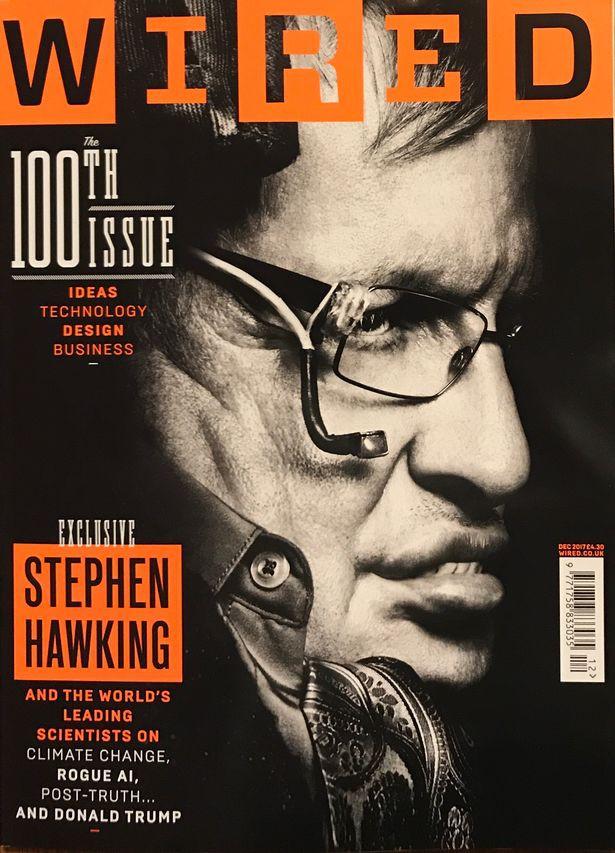Giáo sư Stephen Hawking lo trí tuệ nhân tạo sẽ thay thế con người - Ảnh 1.