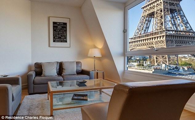 7 khách sạn giúp bạn ngắm Eiffel, Taj Mahal, Empire State... ngay từ phòng ngủ - Ảnh 3.