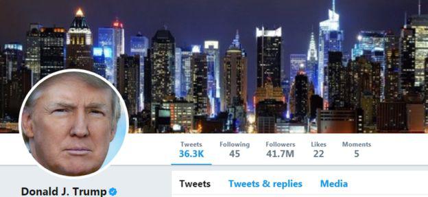 Nghỉ việc, nhân viên Twitter chặn tài khoản ông Trump - Ảnh 2.