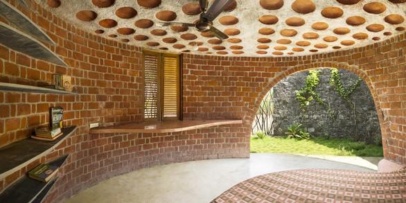 Tham quan 9 công trình bằng gạch đặc sắc nhất thế giới - Ảnh 6.