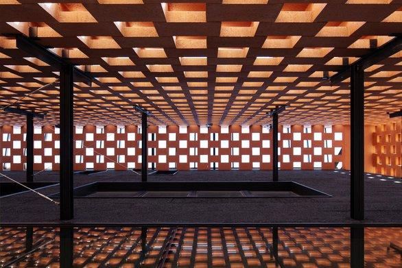 Tham quan 9 công trình bằng gạch đặc sắc nhất thế giới - Ảnh 13.