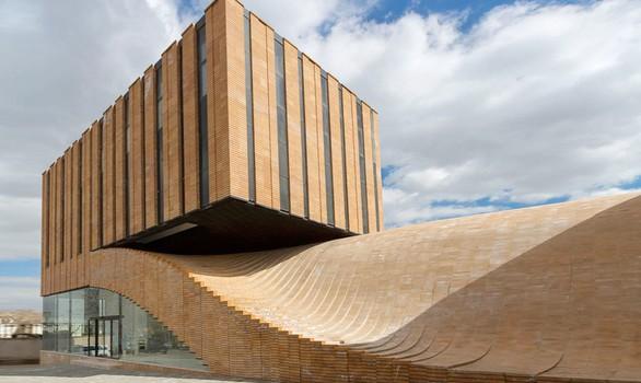 Tham quan 9 công trình bằng gạch đặc sắc nhất thế giới - Ảnh 19.