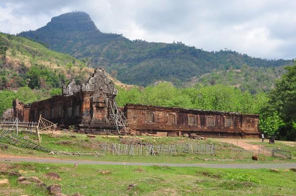 Wat Phou một thời vang bóng - Ảnh 2.
