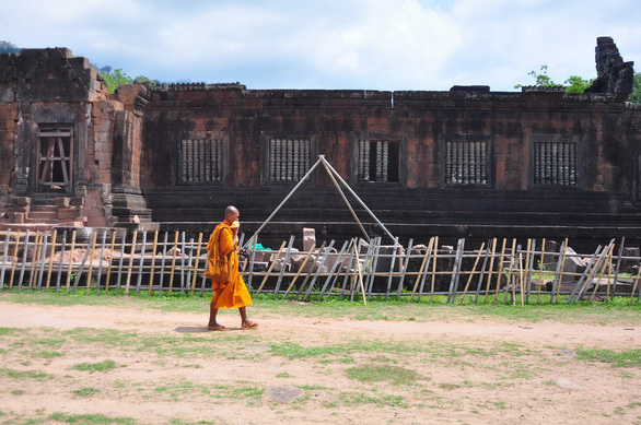 Wat Phou một thời vang bóng - Ảnh 3.