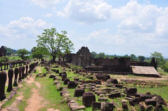 Wat Phou một thời vang bóng - Ảnh 5.