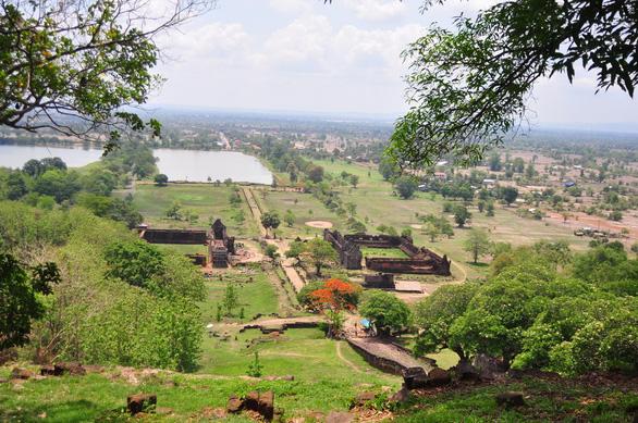 Wat Phou một thời vang bóng - Ảnh 7.