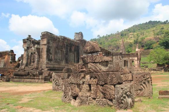 Wat Phou một thời vang bóng - Ảnh 9.