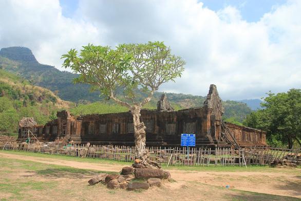 Wat Phou một thời vang bóng - Ảnh 10.