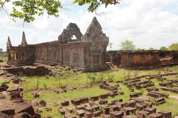 Wat Phou một thời vang bóng - Ảnh 12.
