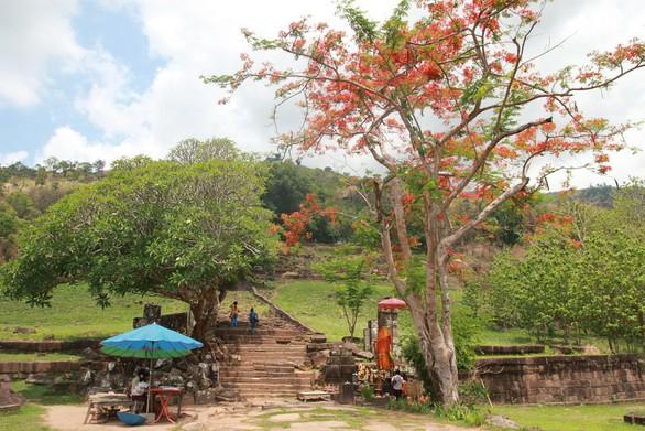 Wat Phou một thời vang bóng - Ảnh 13.