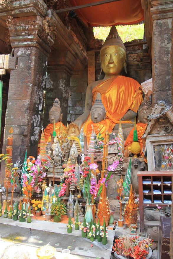 Wat Phou một thời vang bóng - Ảnh 15.