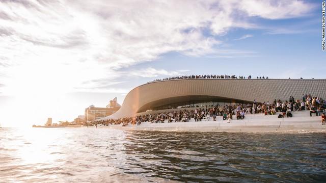 Bạn đến xem các kiến trúc đẹp nhất thế giới 2017 chưa? - Ảnh 4.