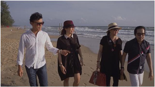 Về Việt Nam, Elvis Phương và Tuấn Ngọc cùng nhau đến Phú Quốc - Ảnh 1.