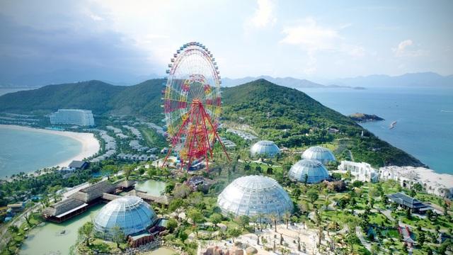 Vinpearl Sky Wheel: kỷ lục mới tại Vinpearl Land Nha Trang - Ảnh 1.