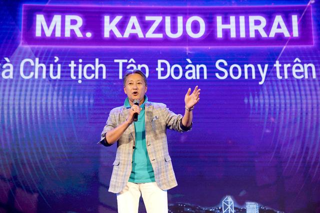 Sự trở lại của Sony - Ảnh 1.