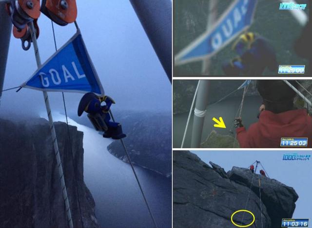 Robot chinh phục vách núi 1000 mét bằng 2 viên pin AA - Ảnh 5.